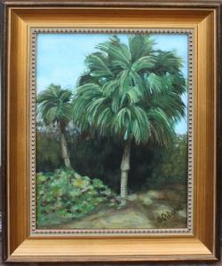 Palms at Eden Garden State Park, Santa Rosa Beach, Florida