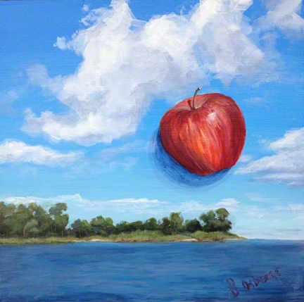 Apple of My Eye by Brenda Osborne