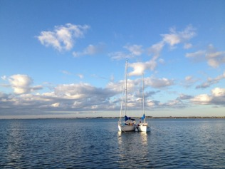 S/V Tranquility and Living Life